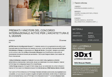 MCSTUDIO_ARCH CORTI MARCELLO_GRANITIFIANDRE_NEWS
